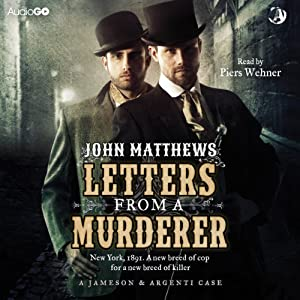 Letters from a Murderer | [John Matthews]