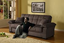 Hot Sale Serta Spokane Sofabed, Taupe