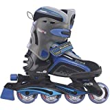Roller Derby Coyote Adjustable Boy's Inline Skates