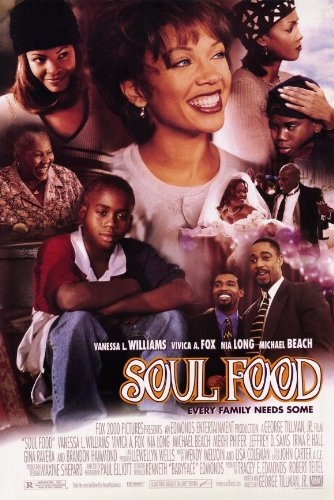 [MULTI] Soul food [DVDRiP] [2CD]