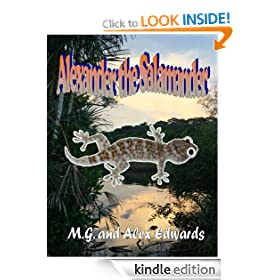 Alexander the Salamander (World Adventurers for Kids)