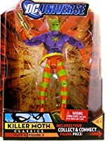 DC Universe Classics Series 6 Action Figure Killer Moth by MATTEL