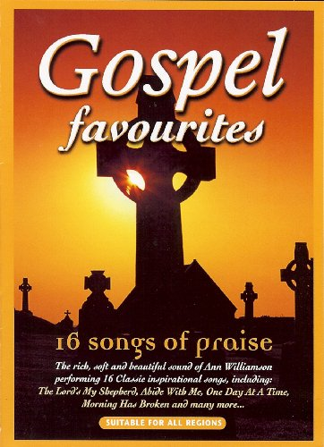 Ann Williamson Gospel Favourites [DVD]