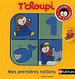 echange, troc Collectif - Coffret t'choupi notions + cubes