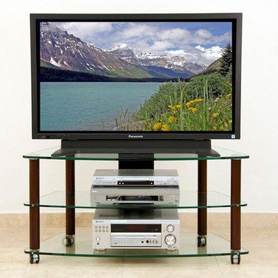 Cheap 36″ TV Stand in Walnut (TD117W)