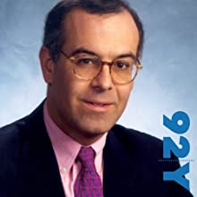 David Brooks on Anti-Semitism and Power: Hating America and Hating the Jews, at the 92nd Street Y  by David Brooks