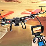 JJRC V686 FPV Drone 2.4G 4CH 5.8G FPV RC Quadcopter With Camera 720P HD 2MP FPV Camera Headless Mode Helicopter RTF
