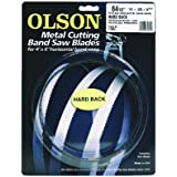 Olson Saw HB71764BL HEHB Band Saw Blade 1/2 by 1/2 by .025-Inch, 14 WAVY 64-1/2-Inch