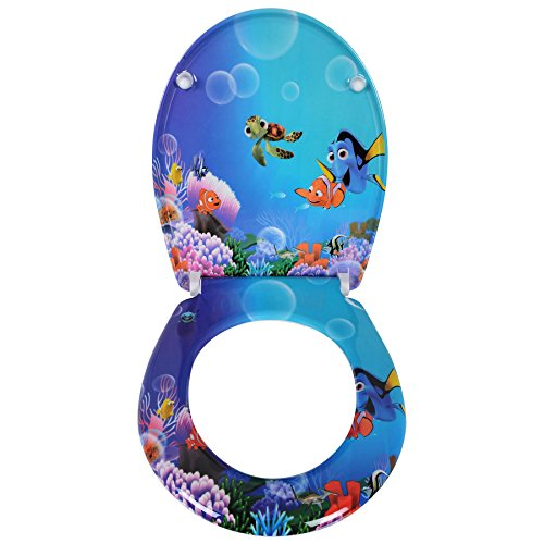 Woltu 2512 Bathroom Washroom Restroom Toilet Seat Cover