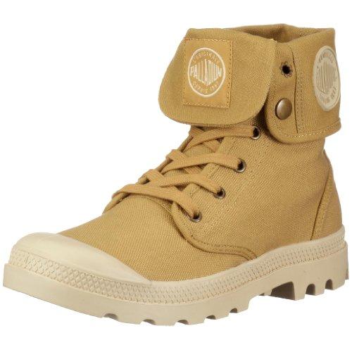 Palladium Men's Baggy-M Mustard/Putty Walking Boot 02353-280-M 10 UK