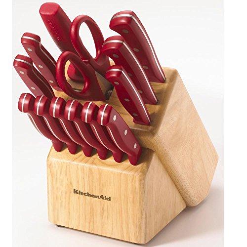 Kitchen Aid 16-Piece Cutlery Set