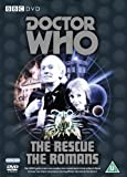 Image de Doctor Who - The Rescue/ The Romans [Import anglais]