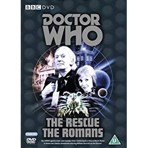 Doctor Who - The Rescue/ The Romans [Import anglais]