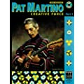 Creative Force, Part 1 (Book & CD) (Pat Martino)