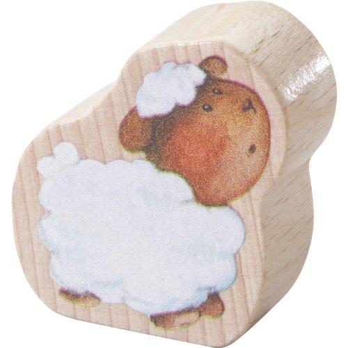 Haba 5281 Spielkrippenfigur Schaf klein