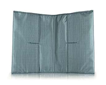 Allett SoftTech Nylon Original Wallet Blue