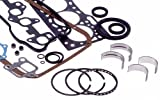 Chevy 350 VIN Code K Truck TBI 1987-1990 Engine Rering Kit