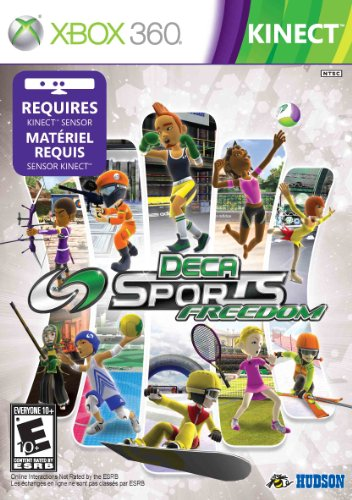 Deca Sports Freedom - Xbox 360 front-1067461