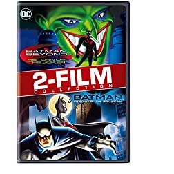 Batman Beyond: The Return of the Joker/Batman: Mystery of the Batwoman Double Feature