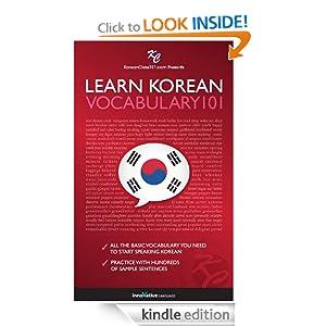 Logo for Learn Korean - Word Power 101