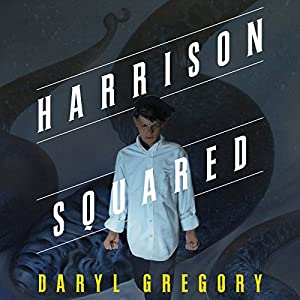 Harrison Squared Audiobook