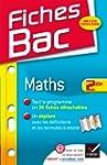 Fiches Bac Maths 2de: Fiches de cours...