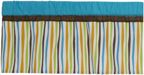 Zutano Elephants Valance (Discontinued by Manufacturer)