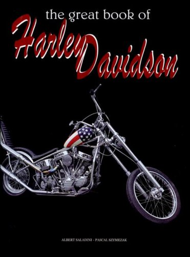 The Great Book of Harley-Davidson