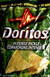 Doritos Intense Pickle - One Large Bag {Imported from Canada}