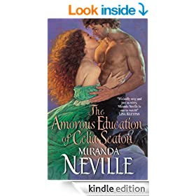 The Amorous Education of Celia Seaton (Avon)