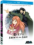 Eden of the East: Paradise Lost  [Blu-ray + DVD]