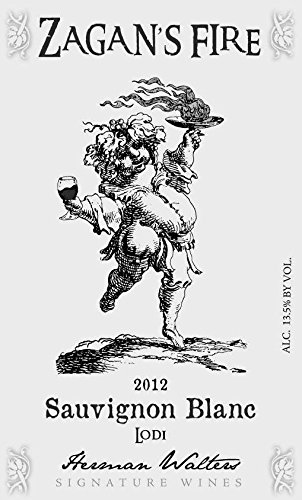 2012 Zagan'S Fire Lodi Sauvignon Blanc 750 Ml
