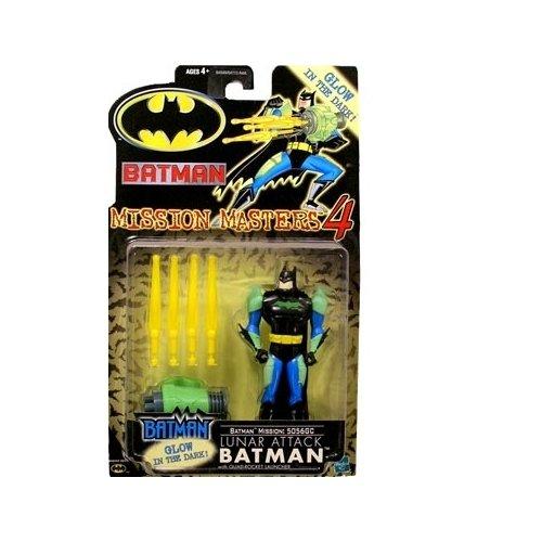 Batman: The New Batman Adventures Mission Masters 4 Lunar Attack Batman Action Figure - 1