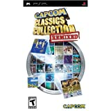 echange, troc Capcom Classics Collection Remixed [Sony PSP]