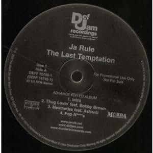 ja rule the last temptation - photo #13