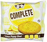 Lenny & Larrys The Complete Cookie, Lemon Poppy Seed, 12 Count