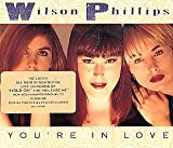 Wilson Phillips You're in Love / Hold on / Release Me