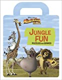 Madagascar 2 Mix and Match Jigsaw Puzzle Book (Madagascar Escape 2 Africa)