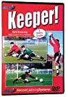Keeper! Soccer Goalkeeping 2 Disc DVD