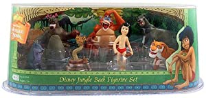 Walt Disney the Jungle Book Figure Set with King Louie