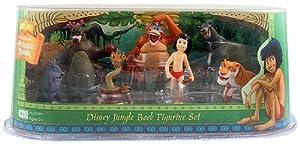 Walt Disney the Jungle Book Figure Set with King Louie