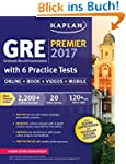 GRE Premier 2017 with 6 Practice Test...