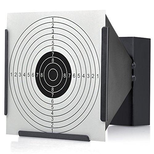 1414cm-target-holder-100-targets-air-rifle-pellet-trap-shooting-airsoft-