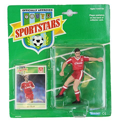 Sportstars (Starting Lineup) 1989 - Ian Rush Wales - Football (Soccer) Figure... by Kenner
