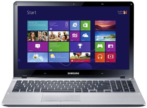 Samsung 370R5E 15.6-inch Laptop (Sleek Silver) - (Intel Core i5 3210M 2.50GHz Processor, 6GB RAM, 750GB HDD, LAN, WLAN, BT, Webcam, Integrated Graphics, Windows 8)