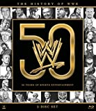 The History of WWE: 50 Years of Sports Entertainment [Blu-ray]