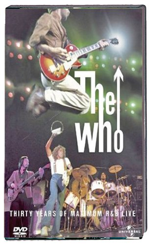 The Who: Maximum R&B Live [NTSC DVD] [2009] [2008]