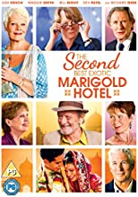 The Second Best Exotic Marigold Hotel [DVD]