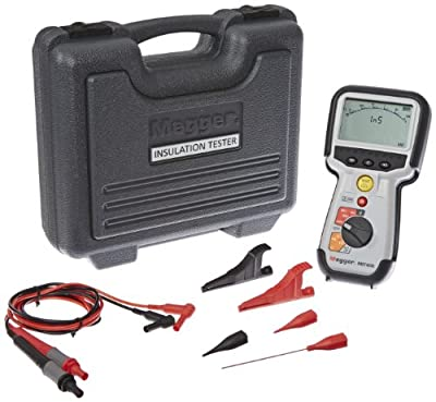 Megger MIT400 Series Industrial Digital/Analog Insulation Tester