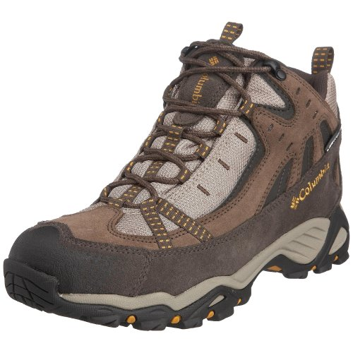 Columbia Sportswear Men's Firelane Mid Omni-Tech Hiking Boot